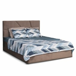 """Кровать двуспальная """"Лак 7"""""""